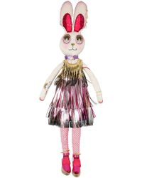 Manish Arora - Flapper Bunny Shaped Fringed Bag - Lyst
