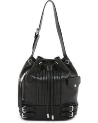 Linea Pelle - Rowan Bucket Bag - Lyst