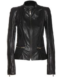 Haider Ackermann Athena Leather Jacket - Lyst
