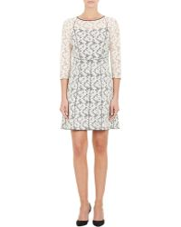 Nina Ricci Dentelle Lace Dress - Lyst
