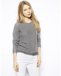 Twenty 8 Twelve Raglan Sleeve Top - Lyst
