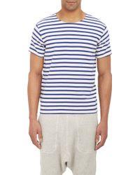 NLST - Nautical Stripe T-Shirt - Lyst