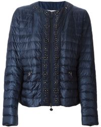Moncler 'Clarisse' Padded Jacket - Lyst