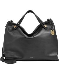 Skagen - 'mikkeline' Leather Satchel - Lyst