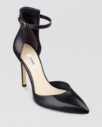 Guess Pointed Toe Dorsay Pumps Abaih2 High Heel - Lyst