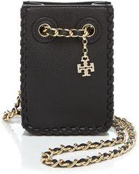 Tory Burch Crossbody - Marion Smartphone Chain - Lyst