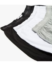 Calvin Klein | Classic Knit Boxer 3-pack | Lyst