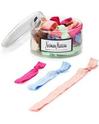 Neiman Marcus - Neon 35-piece Hair-tie & Headband Set - Lyst