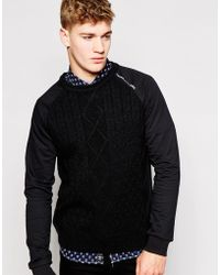 Firetrap Cable Knit Sweater