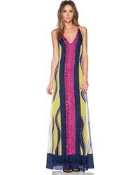 Diane von Furstenberg Mckinley Maxi Dress - Lyst