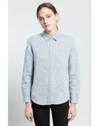 Vanishing Elephant Long Sleeve Shirt - Lyst