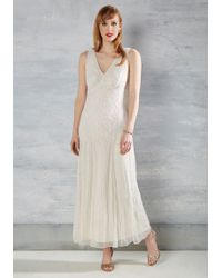 Pisarro Nights - To Have And To Haute Maxi Dress In Ivory - Lyst