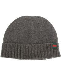 Gucci Beanie Hat - Lyst