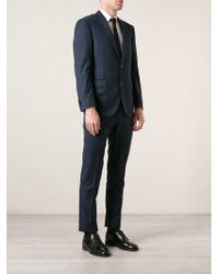 Corneliani Formal Two Piece Suit - Lyst
