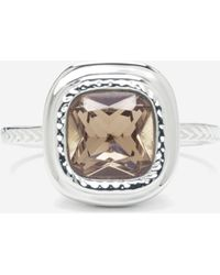 Cole Haan | Cushion Cut Swarovski Ring | Lyst