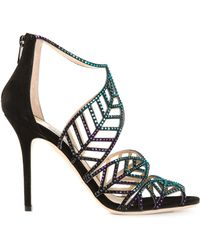 Jimmy Choo Kallai Sandals - Lyst
