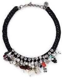 Venessa Arizaga - 'pandora's Box' Necklace - Lyst