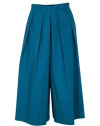 Rachel Comey Wayward Pant blue - Lyst