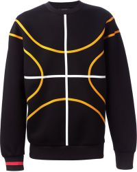 Givenchy Basketball Sweatshirt - Lyst