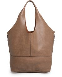Mango Faux Leather Bag - Lyst