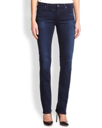 7 For All Mankind The Modern Straight Leg Jeans - Lyst