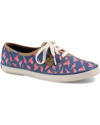 Keds Taylor Swifts Champion Finches Sneakers - Lyst