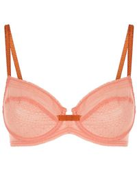 Princesse Tam-Tam - Amy Lace Underwired Bra - Lyst