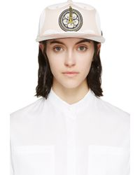 KENZO - Pink Dots And Logo New Era Edition Cap - Lyst