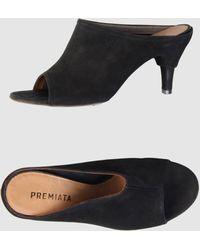 Premiata High-Heeled Sandals - Lyst