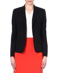 Hugo Boss Wool-Blend Jacket - For Women - Lyst