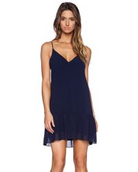 Rory Beca Blue Danica Dress - Lyst