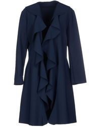 La Petite Robe Di Chiara Boni   Full-Length Jacket   Lyst