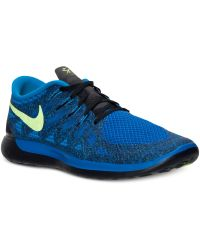 Nike Mens Free 50 Running Sneakers From Finish Line - Lyst