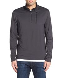 Victorinox | 'moraine' Quarter Zip Thermal Pullover | Lyst