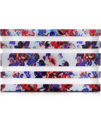 Adidas Originals | Floral Print Small Anna Clutch | Lyst