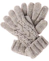 BOSS Orange Gloves: 'gosanne 1' In Knitwear