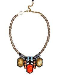 Nocturne - 'noa' Collar Necklace - Lyst