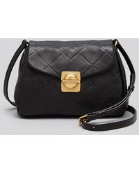 Marc By Marc Jacobs Crossbody - Circle in Square Scored Small Messenger - Lyst