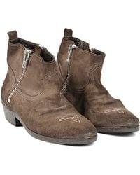 Golden Goose Deluxe Brand Viand Boots - Lyst