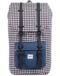 Herschel Supply Co. The Little America Backpack - Lyst