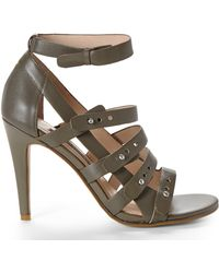 French Connection Olive Nolinda Sandals - Lyst
