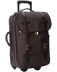 Filson Brown Wheeled Carry-on - Lyst
