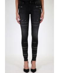 Black Orchid Jude Mid Rise Skinny - Lyst