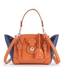 Ralph Lauren The Mini Ricky Crossbody - Lyst
