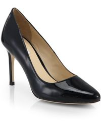 Cole Haan Bethany Patent Leather Pumps - Lyst