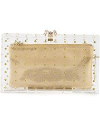 Charlotte Olympia 'Cactus Pandora' Clutch - Lyst