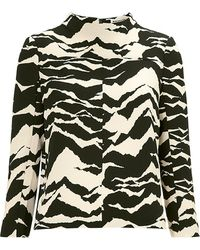 Whistles Mystic Mountain Top - Lyst