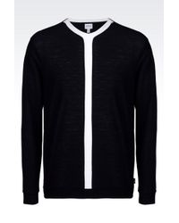 Armani T-Shirt In Cotton Jersey - Lyst