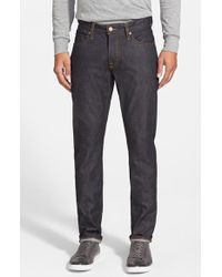 Williamsburg Garment Company - 'hope Street Core' Slim Fit Jeans - Lyst