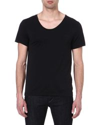 Acne Limit Tshirt - Lyst